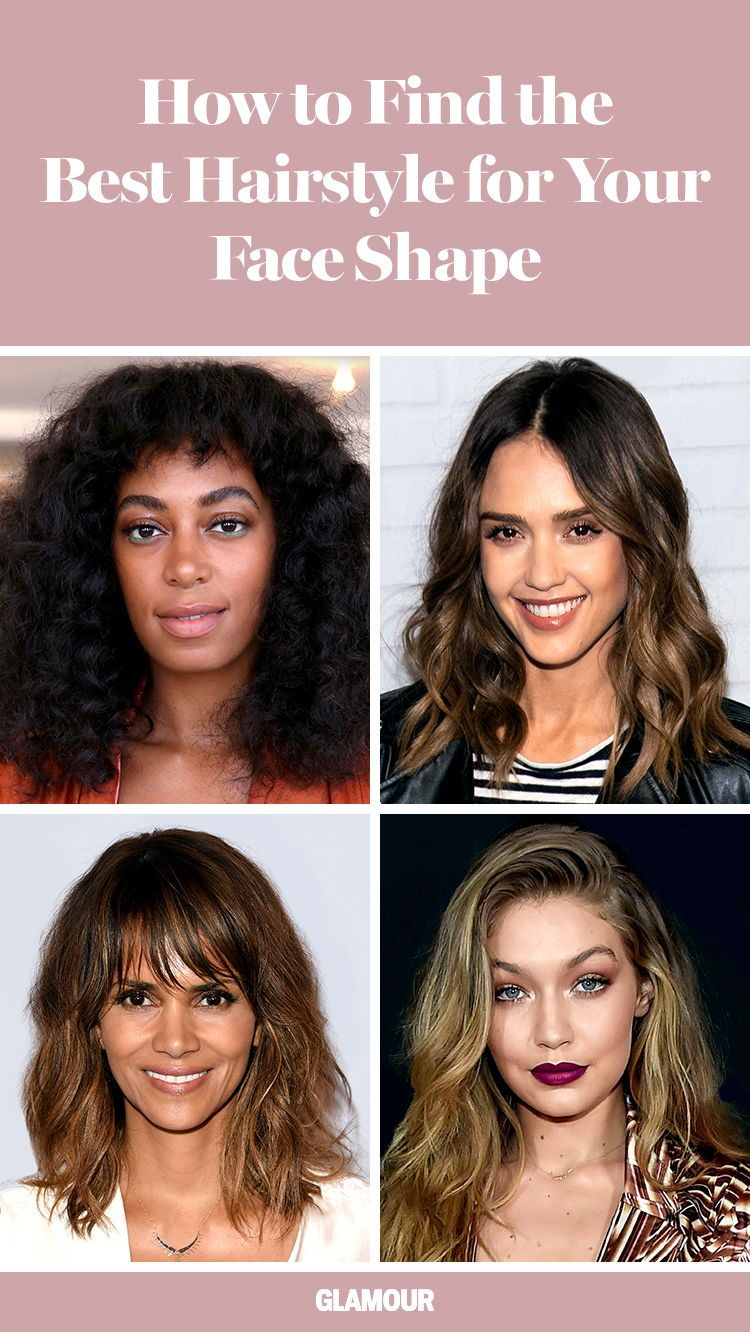How To Find The Best Hairstyle For Your Face Shape Cool Hairstyles Face Shape Hairstyles Long Face Shapes