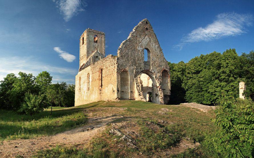 Katarínka - kláštor