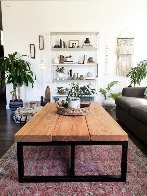 Canada house tour crave interiors  eclectic boho home apartment therapy also rh pinterest