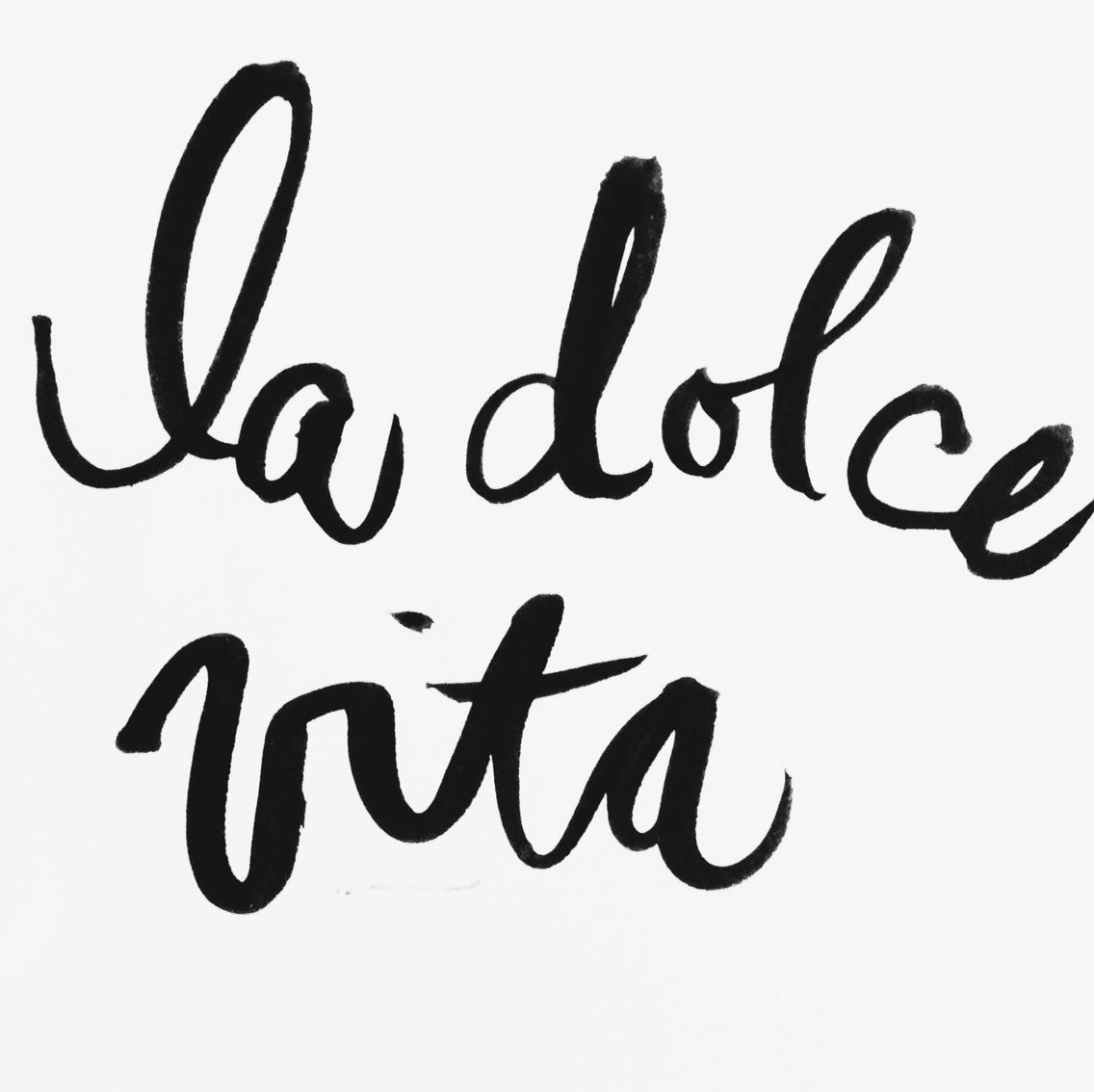 La Dolce Vita Good Food Good Drinks Good People