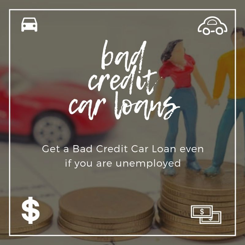 Can I Get A Bad Credit Car Loan In Alberta If I M Unemployed Bad Credit Car Loan Car Loans Bad Credit
