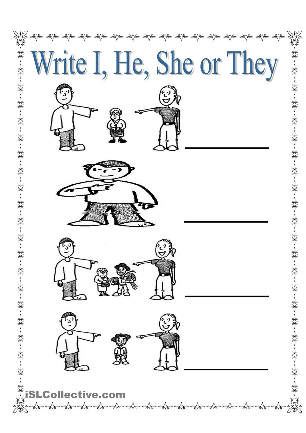 personal pronouns i she he and they  educations  pinterest  personal pronouns i she he and they