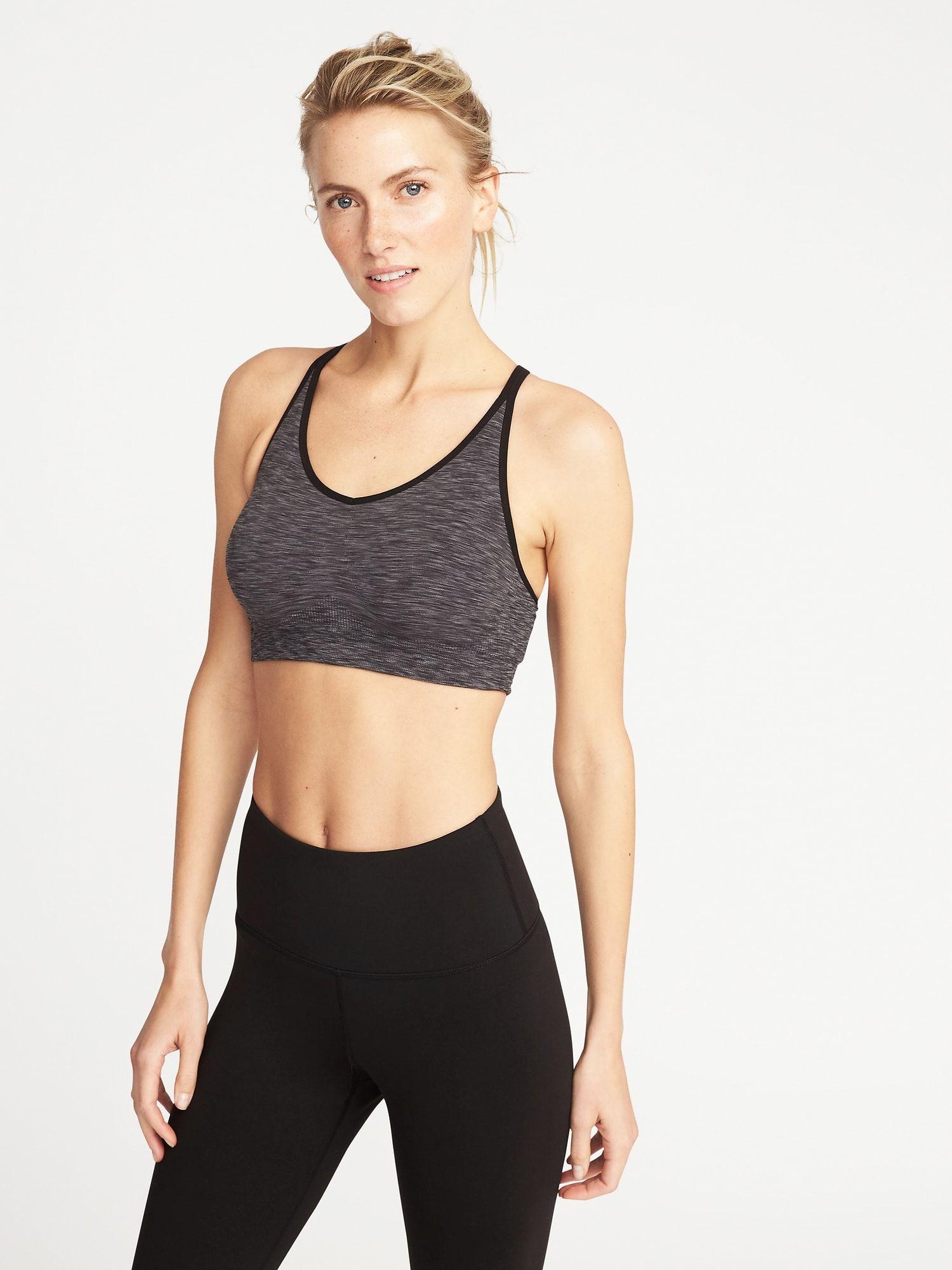 Seamless Light Support Sports Bra for Women Sports bra