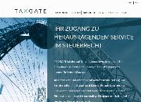 Website von Dr. Thomas Elser, TAXGATE