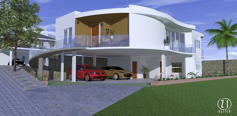 Residência Unifamiliar Projeto: Arq. Cristiani Guedes