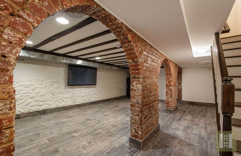 Awesome Brownstone Basement Part - 8: 384 VANDERBILT AVENUE, Fort Greene Brownstone Cellar