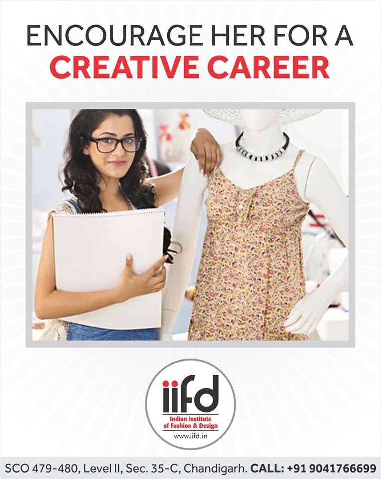 Encourage Her For A Creative Career Admission Open In Fashion Designing Institute Fill Online A Fashion Designing Institute Fashion Designing Course Fashion