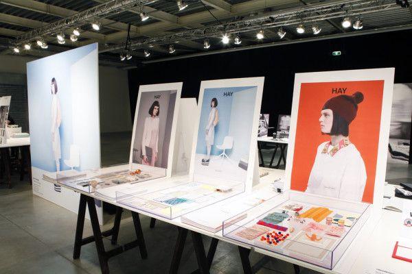 Merel Korteweg S Fashion Identity For Hay In 2020 Fashion Identity Danish Interior Design Identity