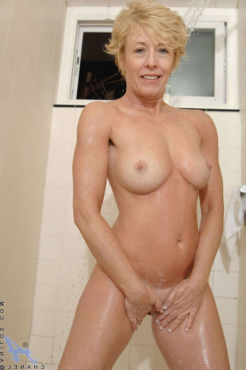 Nude females over 40
