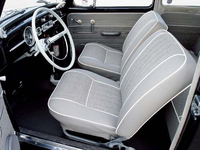 1966 Volkswagen Beetle Interior Photo 3 Volkswagen Beetle Interior Vw Bug Interior Volkswagen Beetle