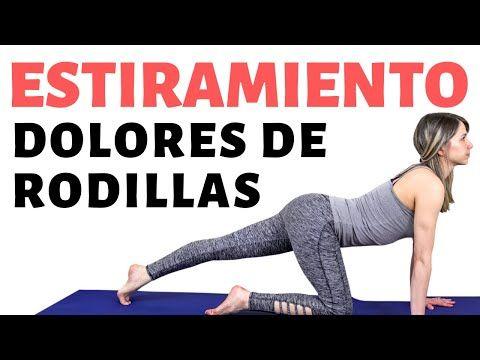 ejercicios para el dolor de rodilla  extremidades