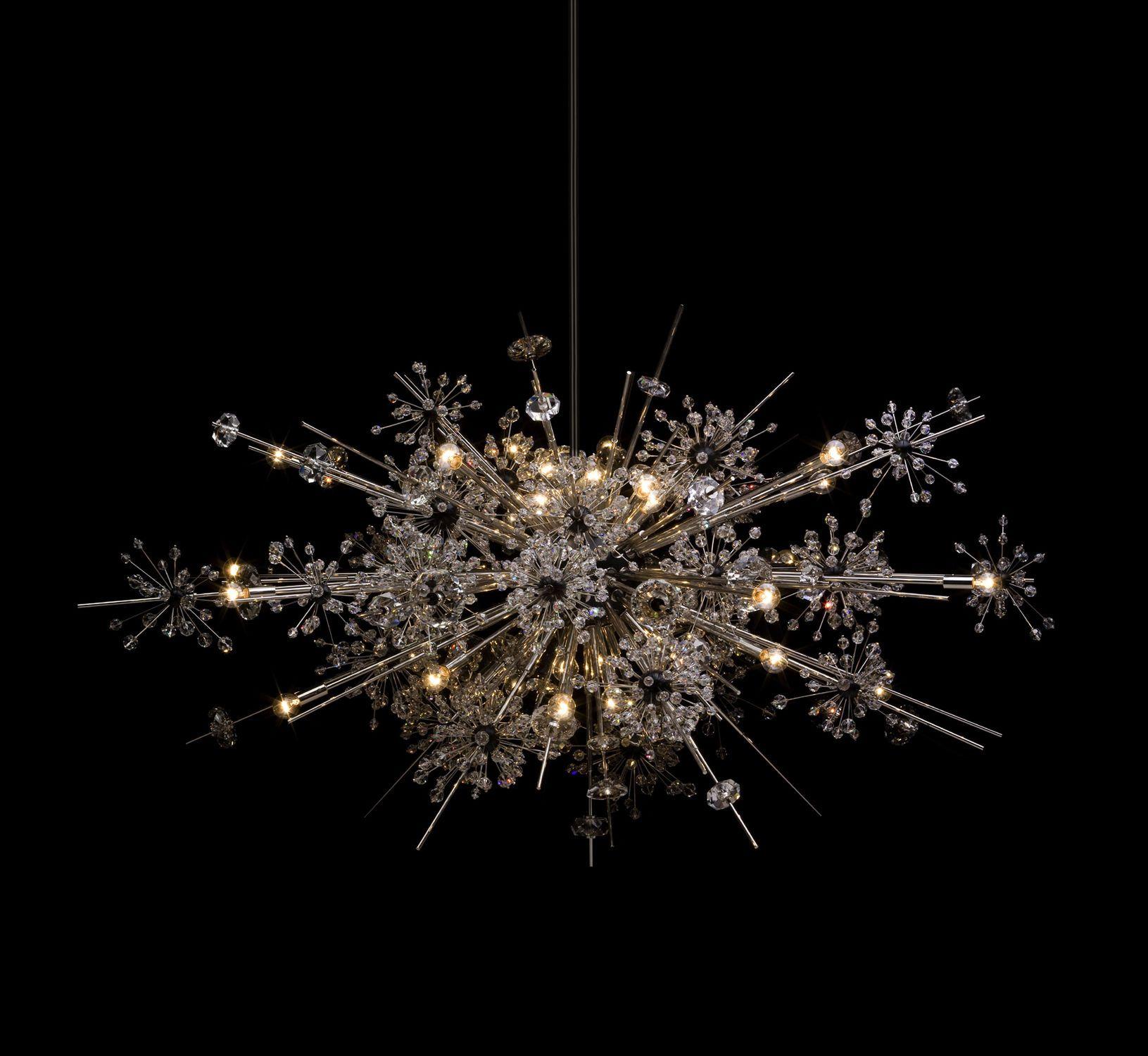 Classic style chandelier MET AUDITORIUM 6660 L 16 by J & L