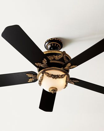 Biltmore Baroque Ceiling Fan At