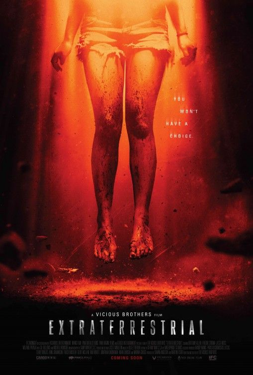 Extraterrestrial Movie Poster 2 Movie Posters Lifeforce Movie Horror Movie Posters