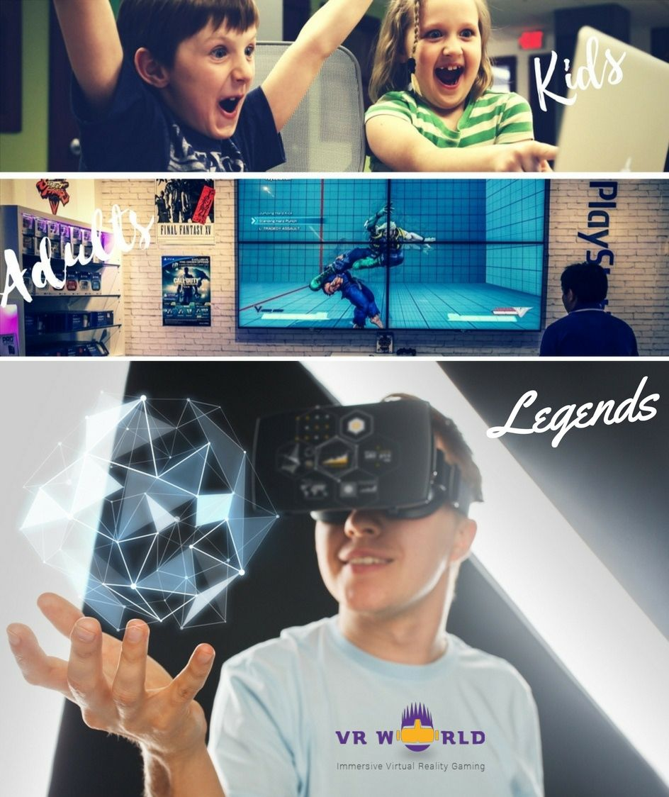 #Kids still play on PC, #Adults choose console gaming, #Legends are