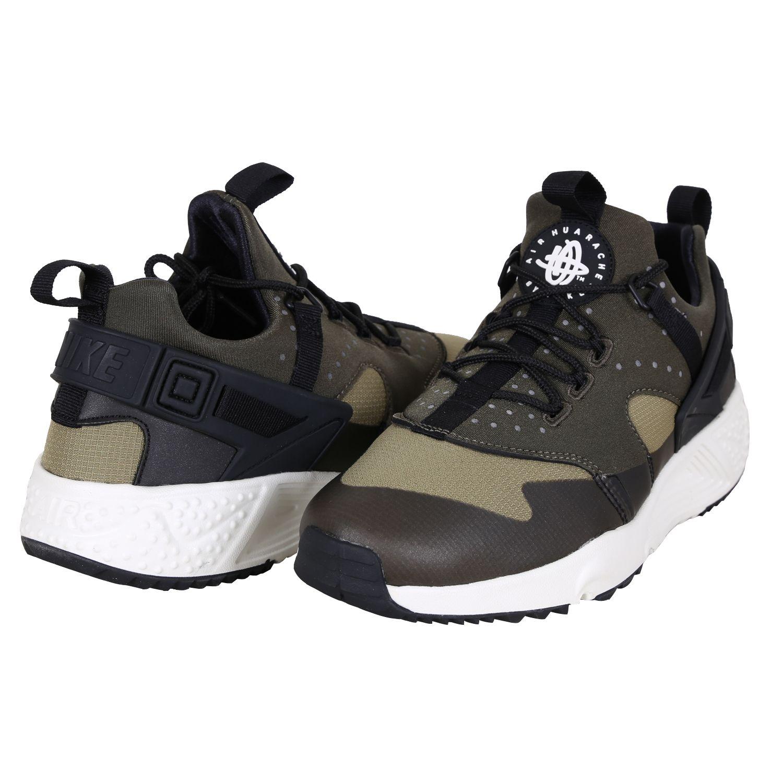 5d8709f5381f WRITE THE FUTURE. NIKE Nike Air Huarache Utility Low Sneakers camo ...