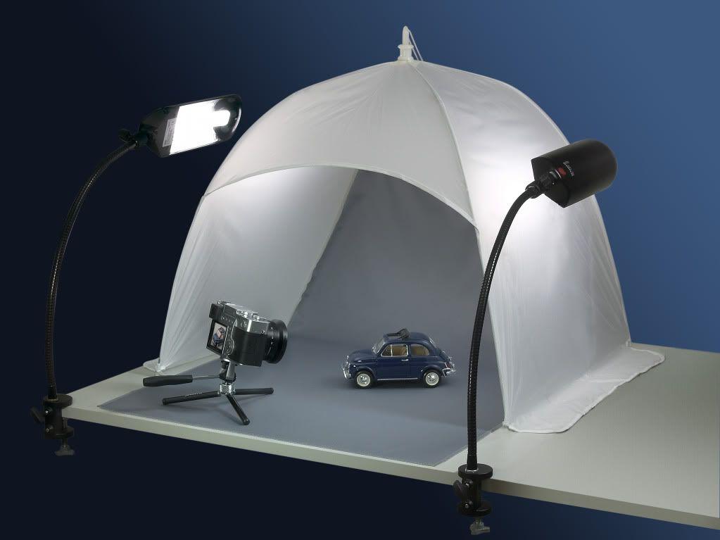 Comment monter son studio photo maison à petit prix