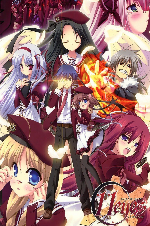 11eyes Eroge Anime Anime Eyes