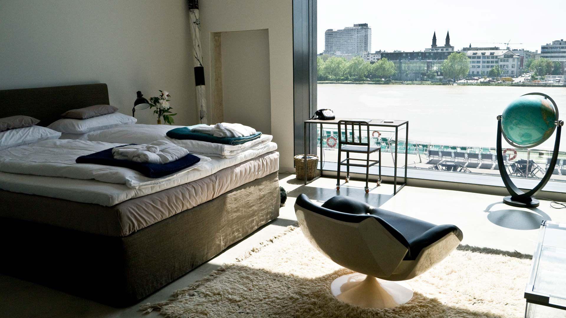 Speicher7 hotel mannheim favorite places to stay for Designhotel mannheim