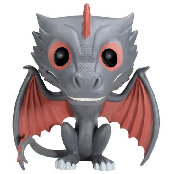 Game Of Thrones  Funko Pop!  »Funko Pop - Drogon 16« | Buy now at EMP | More Fan merch  Funko Pop!  available online ✓ Unbeatable prices!