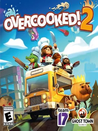 Overcooked! 2 Steam Key NORTH AMERICA Games for kids