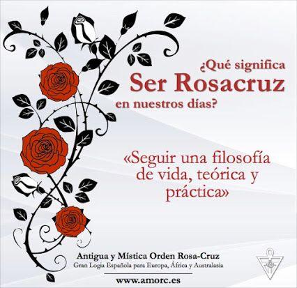 Por Definición La Orden Rosacruz Amorc Es Un Movimiento Filosófico