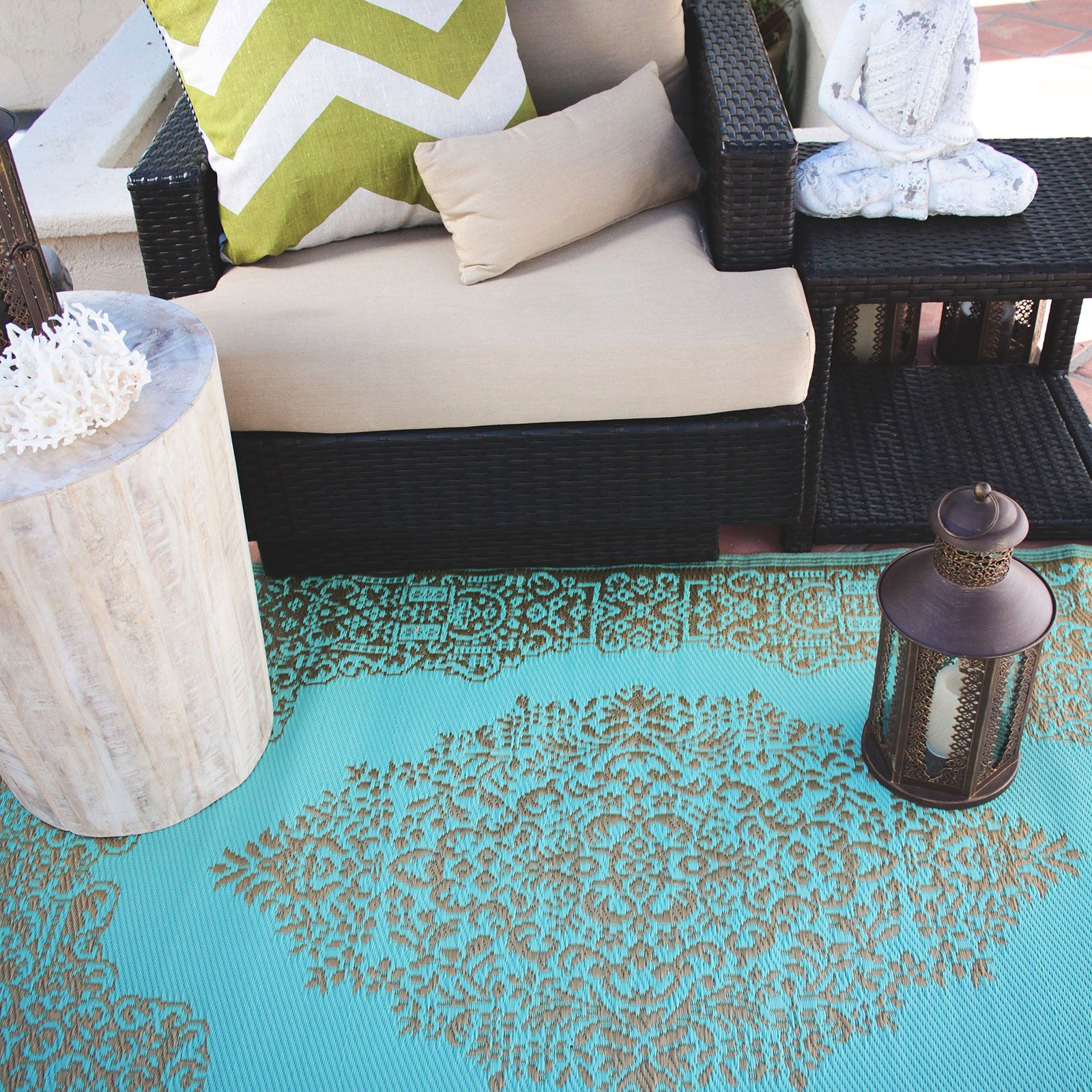 Udha Indoor Outdoor Rug Modern Bohemian Home Inspiration