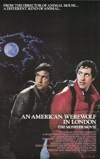 """American Werewolf In London"" Halloween Movies on Netflix Streaming"