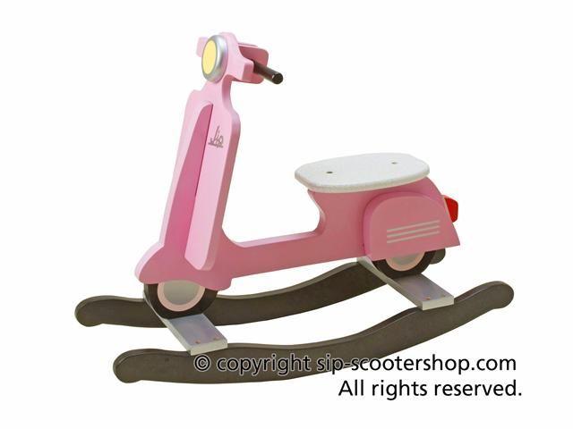 Kid´s Rocking Vespa Scooter | SIP-Scootershop.com