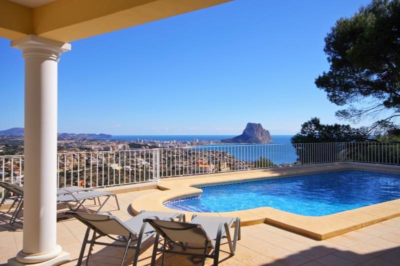 Villa Orion,Calpe,Costa Blanca Spain hotels, Villa
