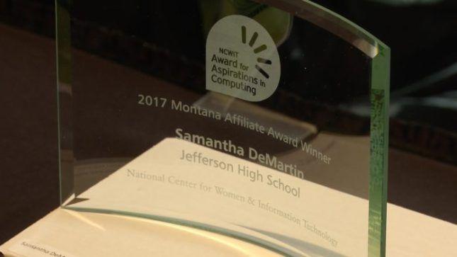 Montana students win awards for young women in technology  KTVH http://ift.tt/2odnTpt