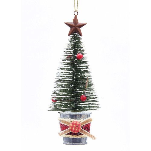 found it at wayfair plastic christmas tree ornament
