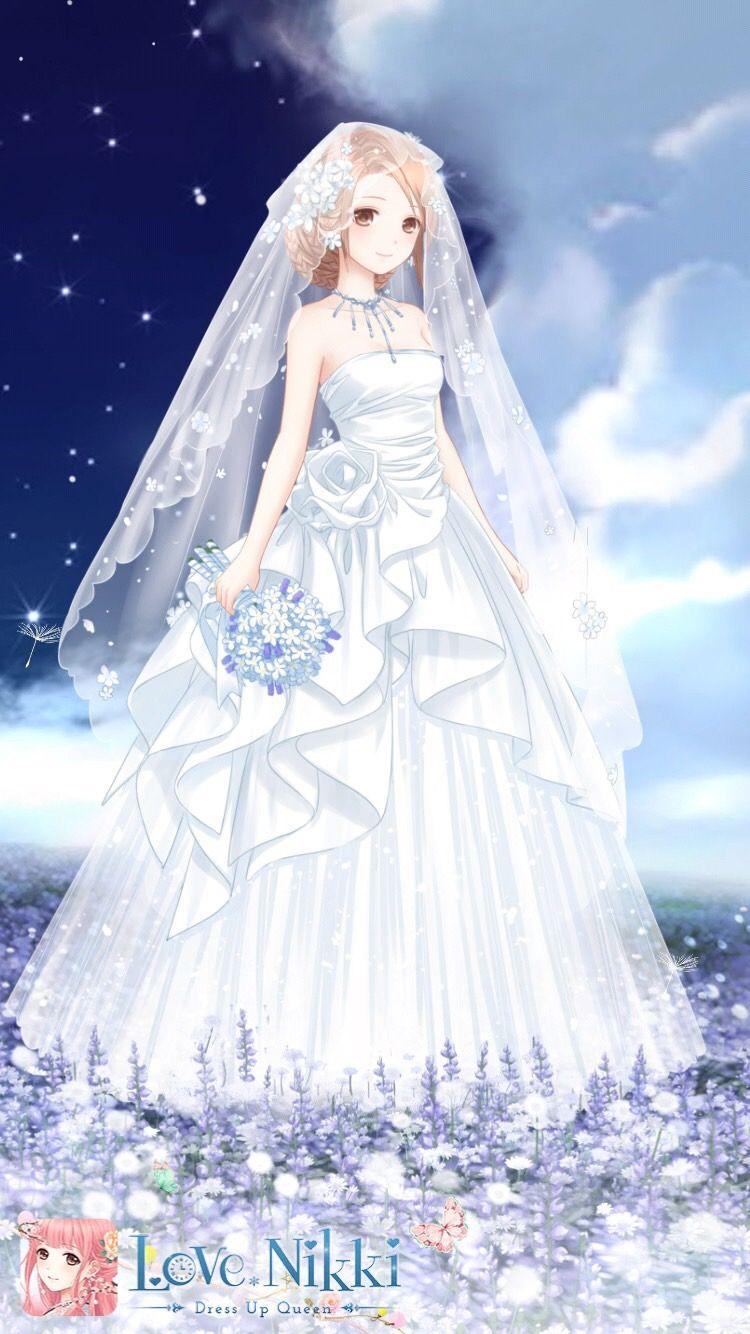 Love Nikki dress up queen Anime dress