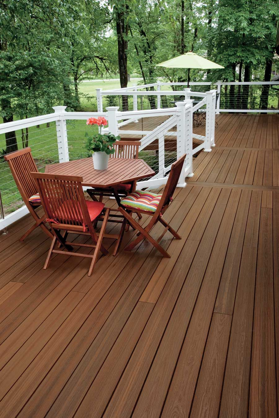 The Low-Down on Sustainable Decking Materials