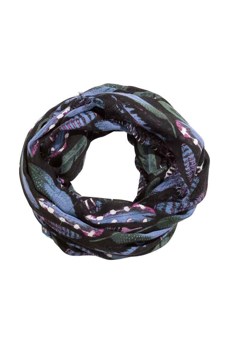 Écharpe tube à motif | H&M