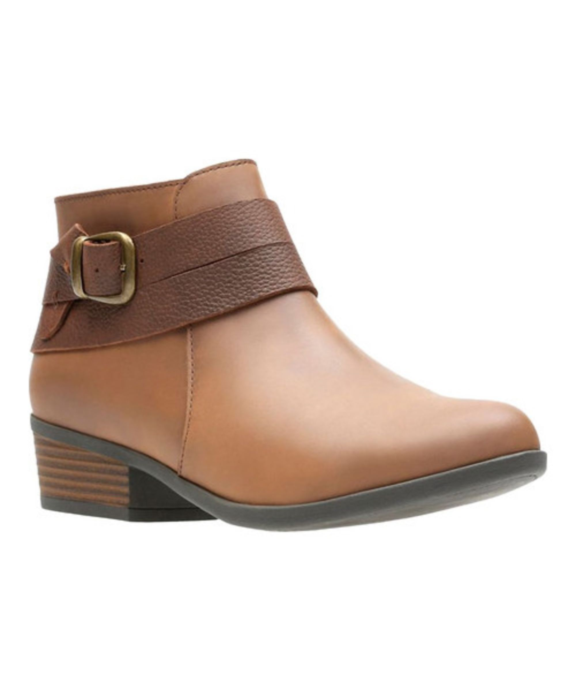 CLARKS | Clarks Women's Addiy Cora Ankle Bootie #Shoes #Boots & Booties # CLARKS