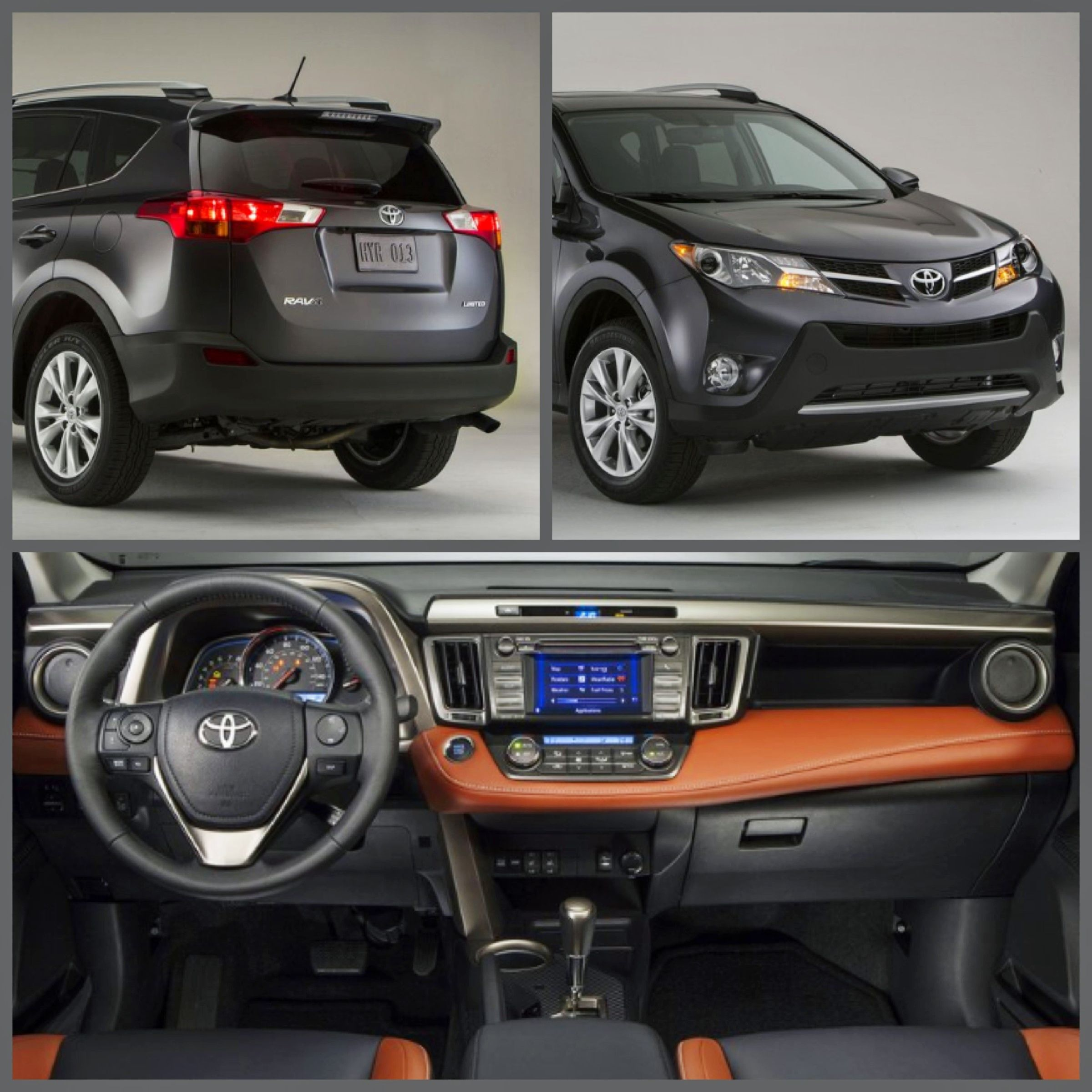 Toyota Suv Crossover: 2013 Toyota RAV4...this Is Going To Be Such A Beautiful