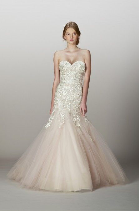 Style 5839 Liancarlo Wedding Dresses Blush Blush Wedding Dress Wedding Dress Trends