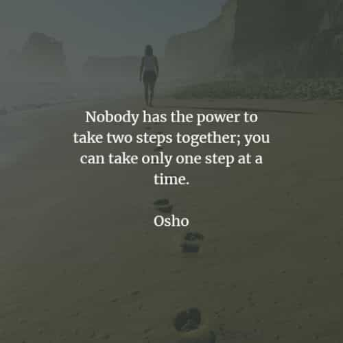 60 Famous quotes and sayings by Osho