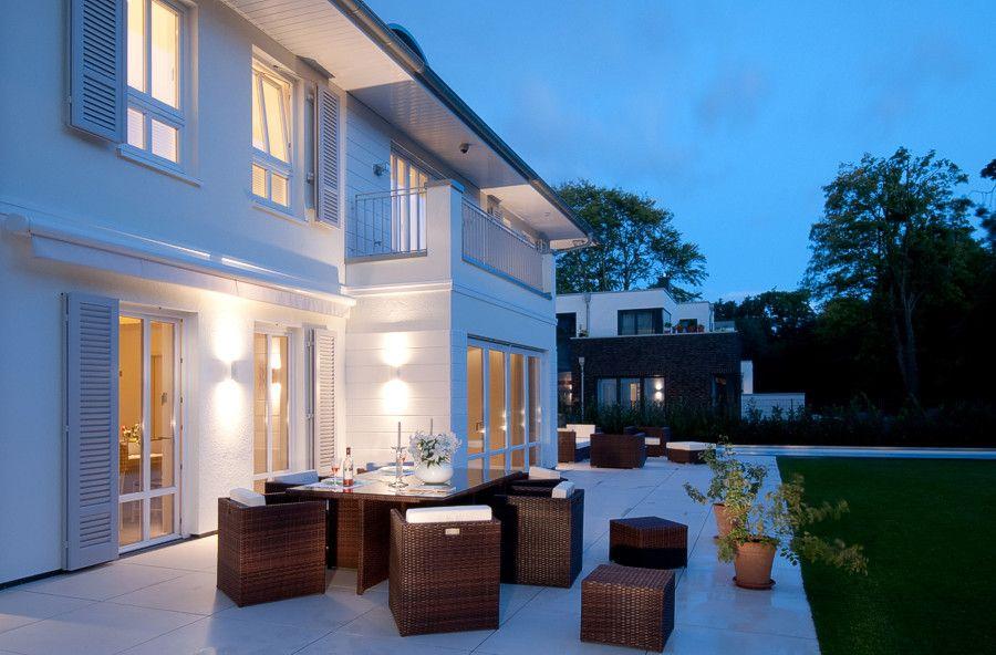 Bildergebnis für stadtvilla inneneinrichtung Terrasse Pinterest - faire une terrasse pas cher