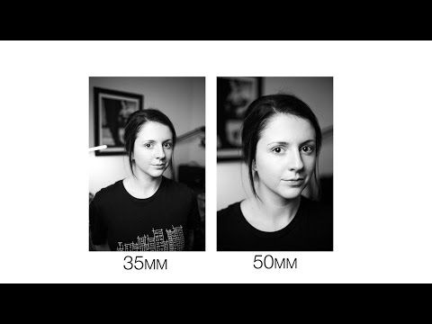 35mm Or 50mm Which Should You Use Youtube Film Camera Street Portrait Photography