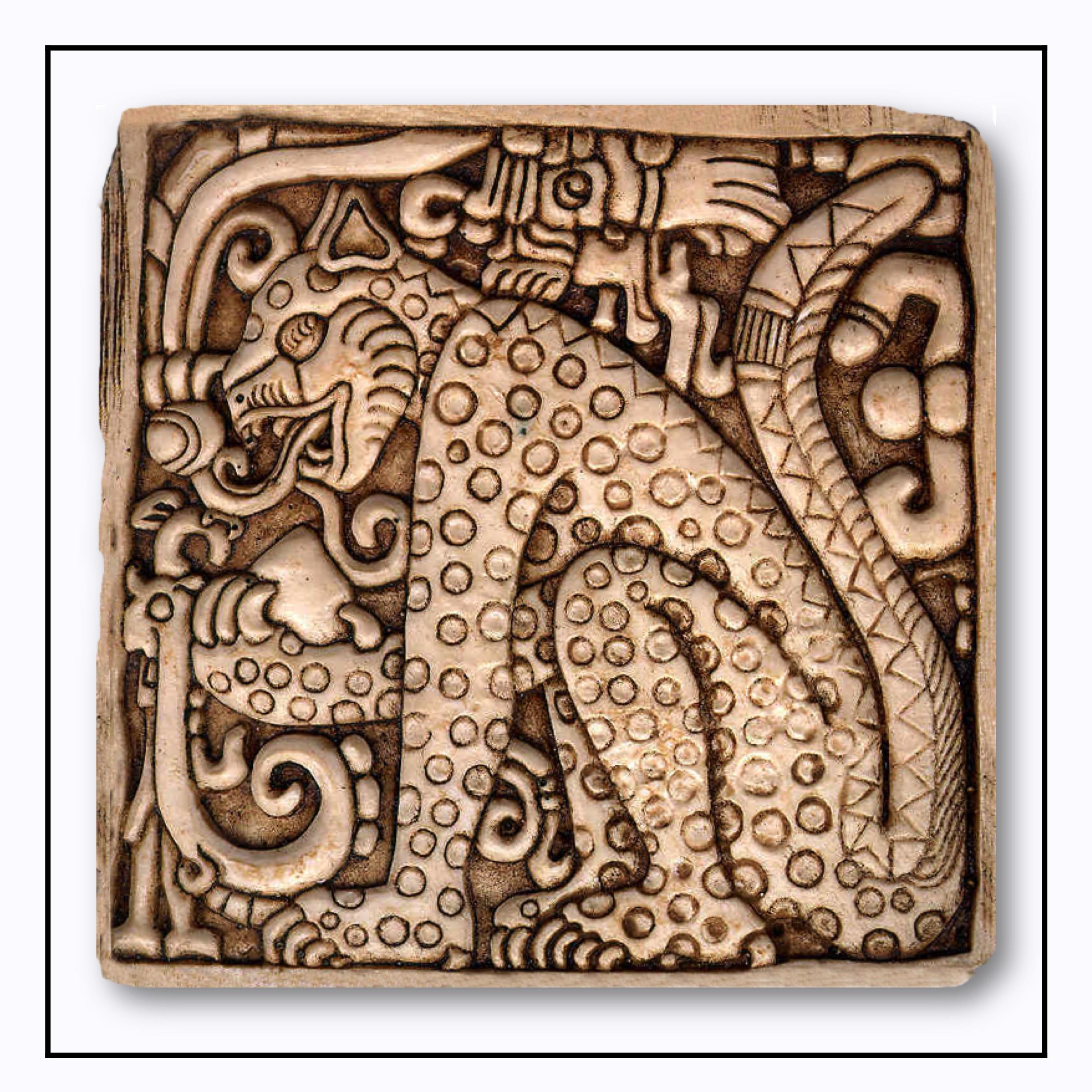Maya Jaguar: Historia De México