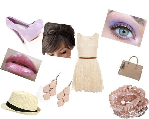 """""""a day in town"""" by tcandy ❤ liked on Polyvore"""