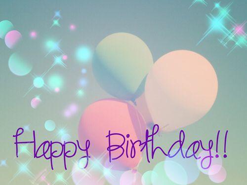 Happy Birthday Afbeelding