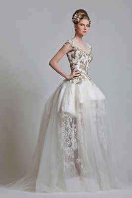 Krikor Jabotian Couture Spring-summer 2013
