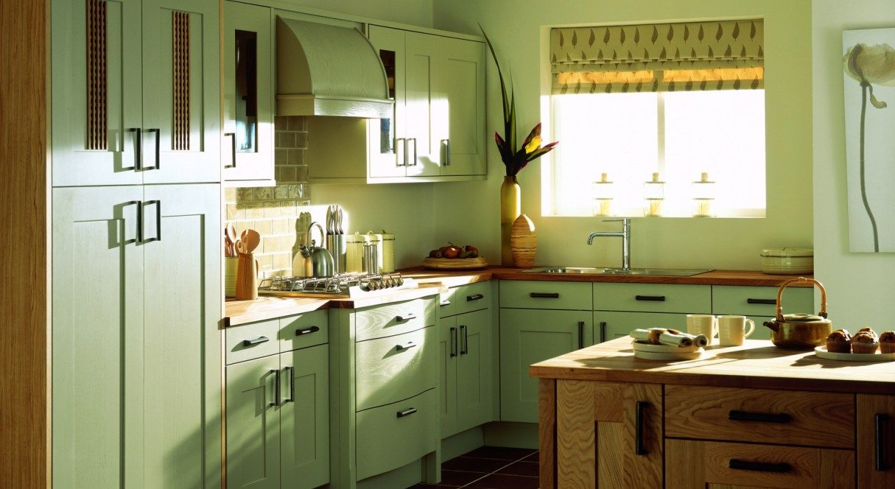 Evinizde yeşil mutfak