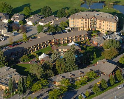 Penticton Hotels Are Located Right In The Heart Of British Columbia Wine Country