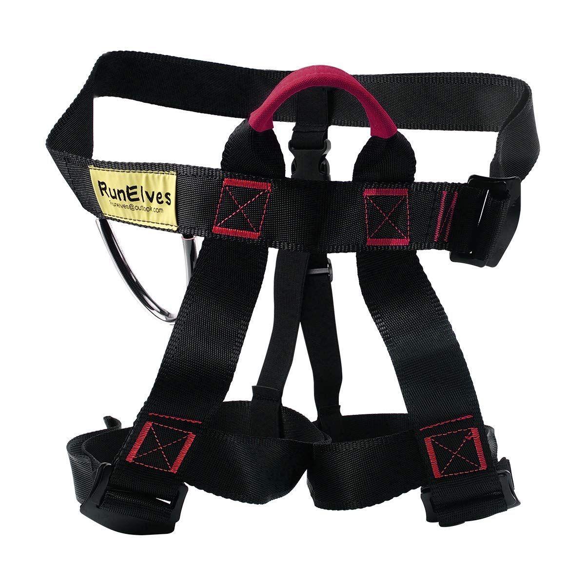 Climbing Harness,Professional Thicken Waist Leg Protected