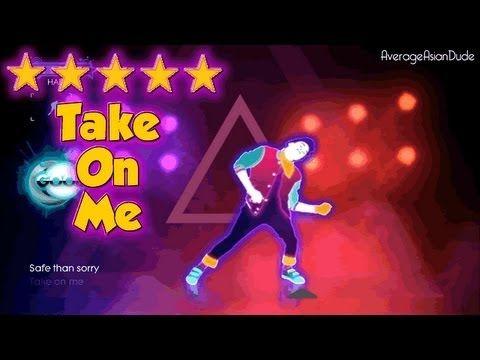 just dance 3 take
