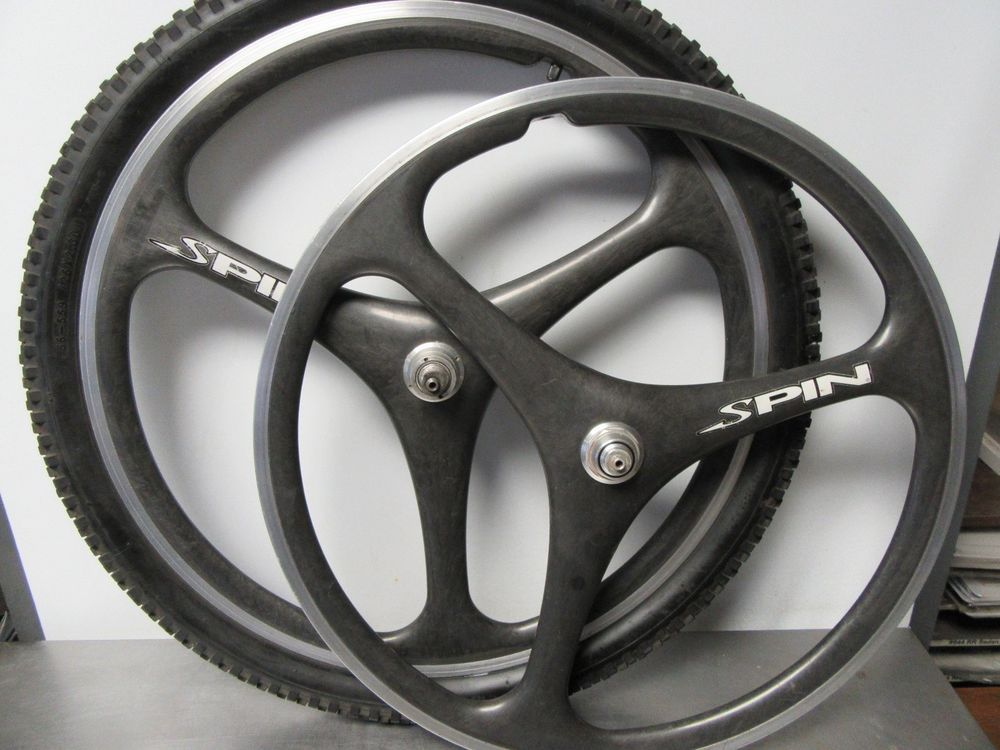 Spin Carbon Fiber 26 Inch Wheels Mountain Bike Bicycle Vintage Front And Rear Spin Vintage Bicycles Bicycle Bike Bicycle Wheel